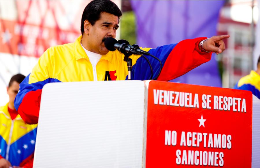 DC VENEZUELA ACTION NETWORK